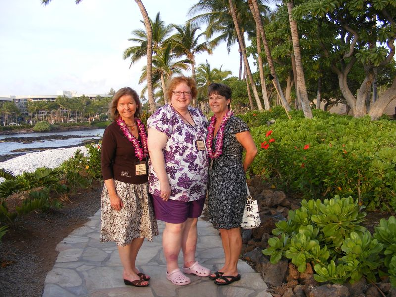 Me, Laurie and Kathy