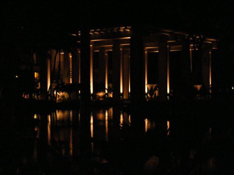 Parthenon view