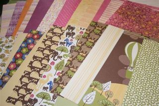 New Designer Series Papers (DSP) 2009-1020