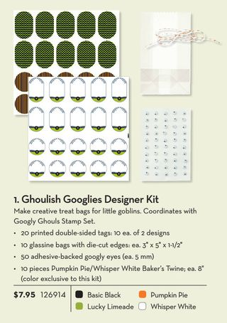 Googlies designer kit