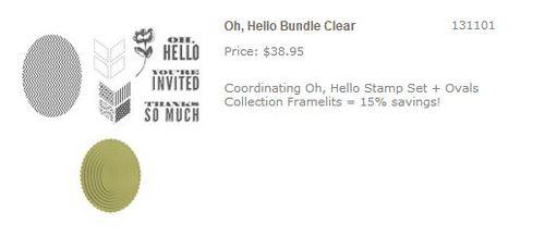 Oh hello bundle