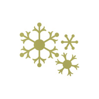 Snowflake bigz die
